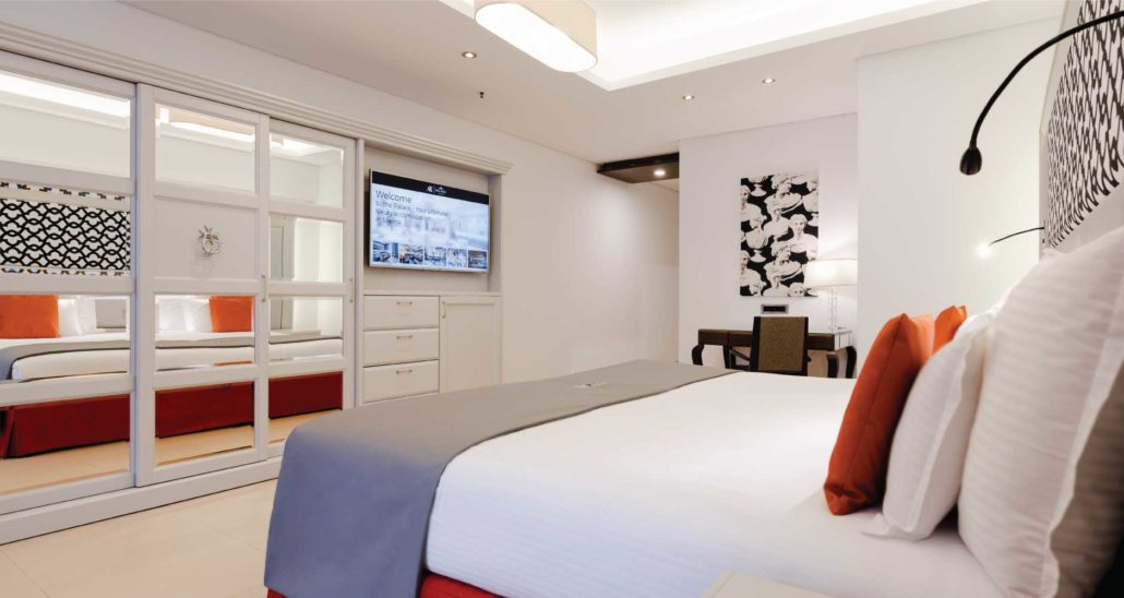 Deluxe Rooms at AX The Palace