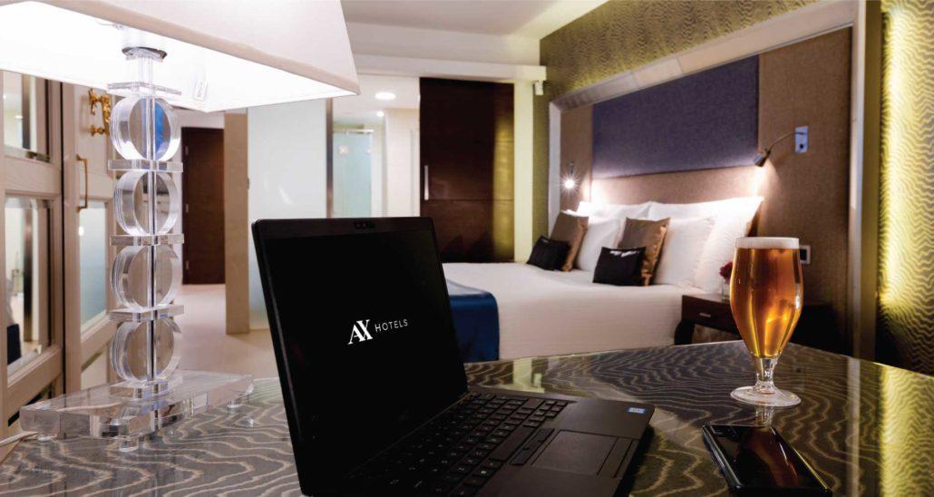 Executive Rooms at AX The Palace