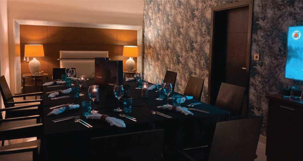 TemptAsian Private Dining Room