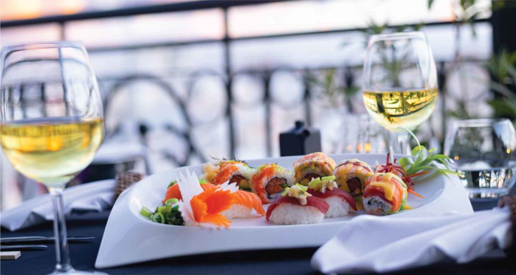 Temptasian restaurant and lounge sliema